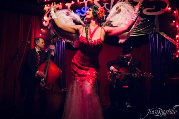 Bayou Blues Burlesque